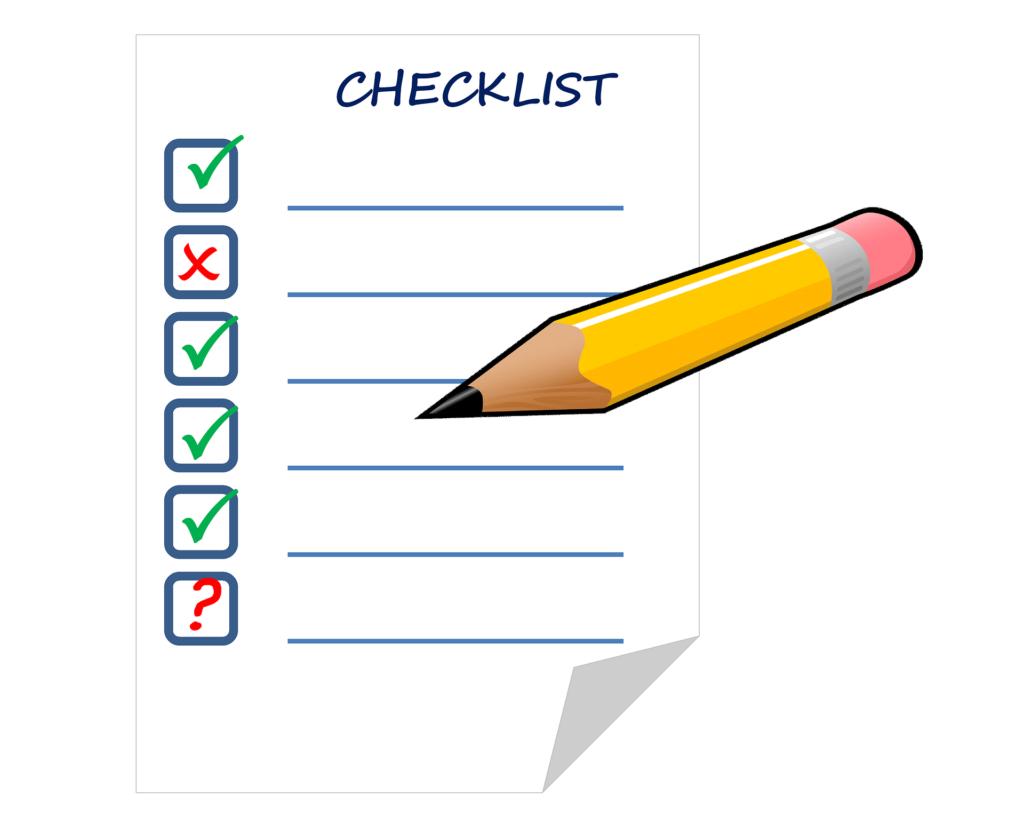 Vlotte teksten schrijven lastig? Gebruik deze handige checklist