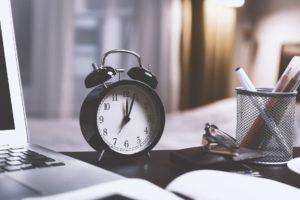 Waarom contentkalender nodig? Je vergroot je efficiency. Hierdoor bespaar je tijd.