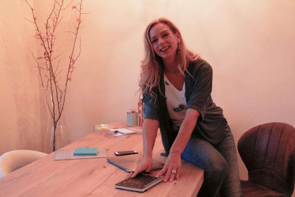 Liesbeth Vegter van Door Lies schrijft en redigeert voor ondernemers